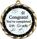 Grade Completion Medal