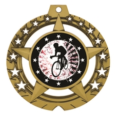 Cycling Medal