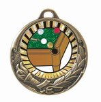 Billiards Medal
