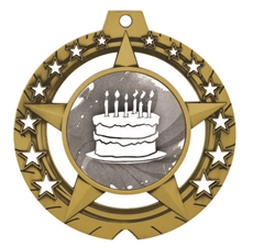 Birthday Medal