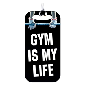 Gymnastics Bag Tag