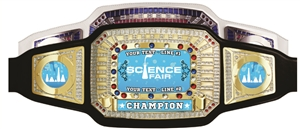 Champion Award Belt for Science