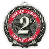 CUSTOM TEXT PLACE Medal