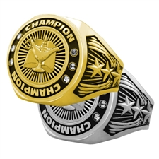 Champion Scholar Award Ring