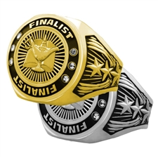 Finalist Scholar Award Ring