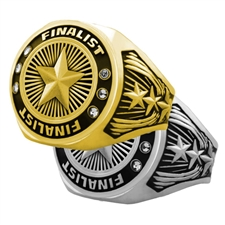 Finalist Star Award Ring