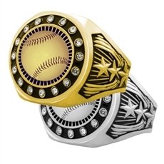 Baseball Award Ring