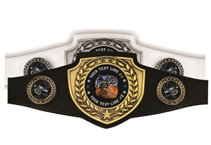 Champion Belt | Award Belt for Motocross
