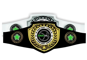 Champion Belt | Award Belt for Baseball