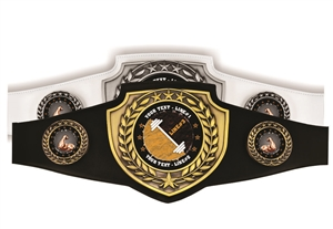 Champion Belt | Award Belt for Bodybuilding