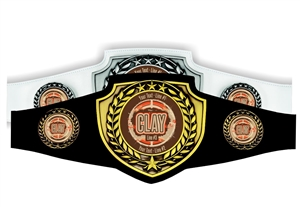 Champion Belt | Award Belt for Clay Shooting