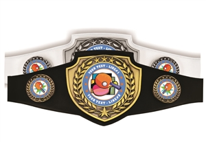 Champion Belt | Award Belt for Table Tennis