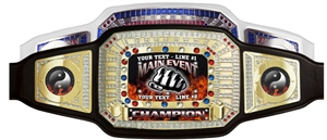 Champion Award Belt for Main Event