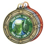 St. Patricks Day Medal