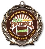 Flag Football Medal
