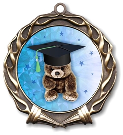 Graduation Medal #ffcl499-jam