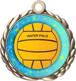Water Polo Award Medal