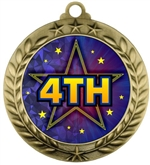 Fourth Place Medal