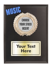 Music Plaque