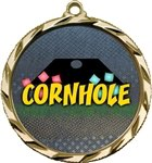 Corn Hole Medal
