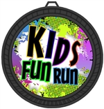 Kids Run Medal