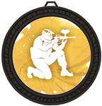 Paintball Medal