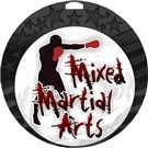 Mixed Martial Arts Medal