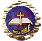 Holy Bible Medal