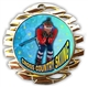 Cross Country Skiing Medal