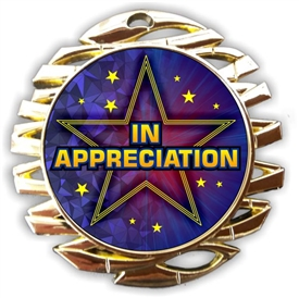 Appreciation Medal