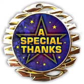 Special Thanks Medal