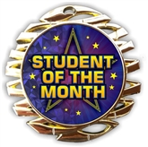 Student of the Month Medal