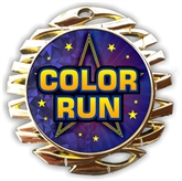Color Run Medal