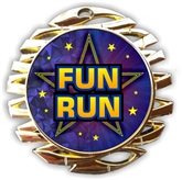 Fun Run Medal