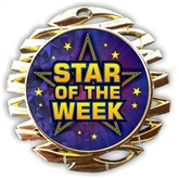 Star of the Week Medal