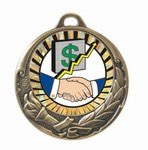 Sales / Business Medal