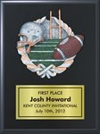 Football Plaque