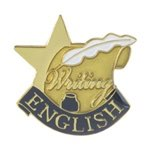 English Lapel Pin with presentation box