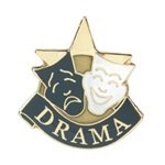 Drama Lapel Pin with presentation box