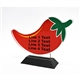 Acrylic Chili Award | Full Color Chili Acrylic