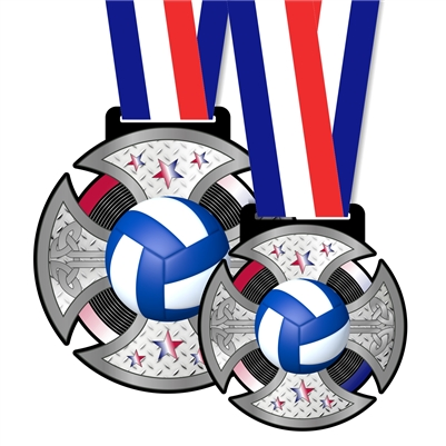 Volleyball Medal | Volleyball Award Medals