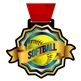 Softball Medal | Softball Award Medals