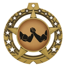 Arm Wrestling Medal