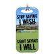 Golf Bag Tag