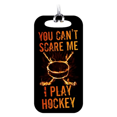 Hockey Bag Tag