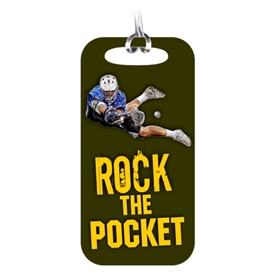 Lacrosse Bag Tag