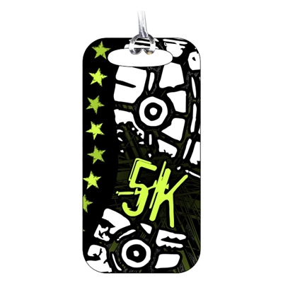 Running Bag Tag