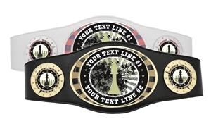 Champion Belt | Award Belt for Chess