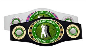 Champion Belt | Award Belt for Golf