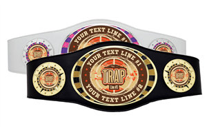 Champion Belt | Award Belt for Trap Shooting